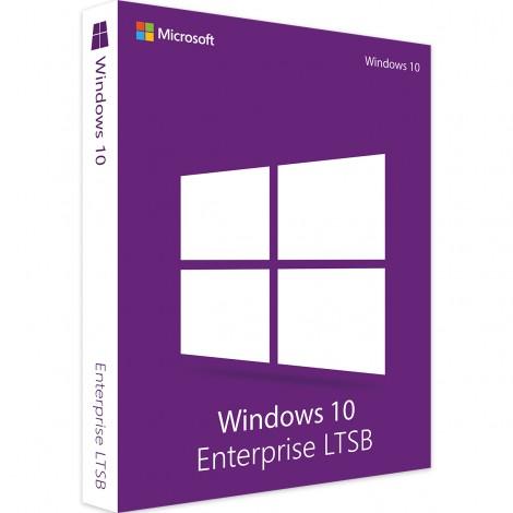 Windows 10 IoT Ent2016 LTSB Entry