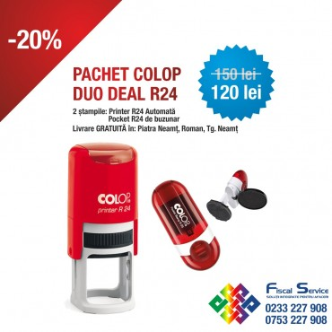Pachet Colop duo deal R24